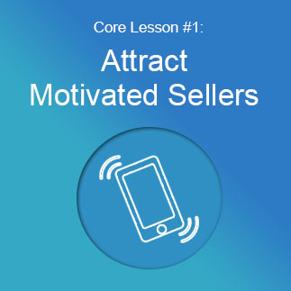 attract motivated sellers
